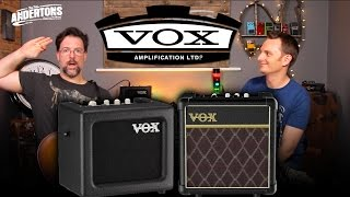 Video Vox Mini Amps - Battery Powered Guitar Amp Goodness!! download MP3, 3GP, MP4, WEBM, AVI, FLV Oktober 2018