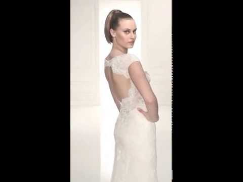 Pronovias MARILUZ Bridal Gown