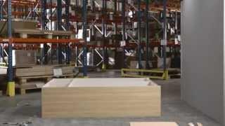 Как собрать шкаф БРВ(Вся мебель ВRW http://www.brwland.com.ua/ Мебель Black Red White и Gerbor предназначена для самостоятельной сборки. Комплектуется..., 2013-01-18T09:01:45.000Z)