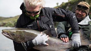 """A fish of a lifetime""-Atlantic Salmon Reserve 2015"