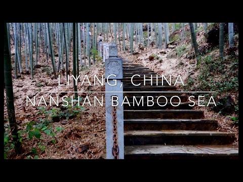 Liyang, China: Nanshan Bamboo Sea
