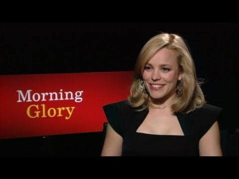 'Morning Glory' Rachel McAdams Interview