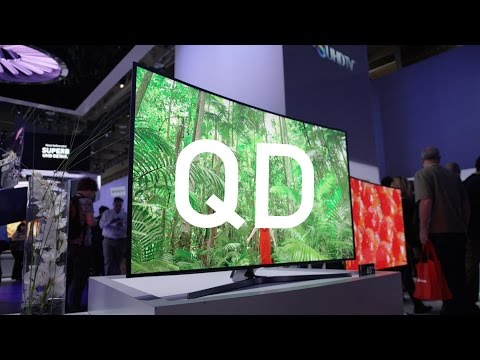 Quantum Dot TVs: Explained!