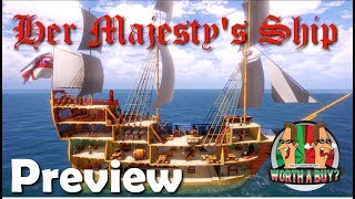 Her Majesty s Ship Preview - Management on the high seas