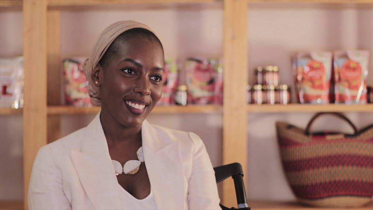 Female Entrepreneurs - Seynabou Dieng CEO at Maya.