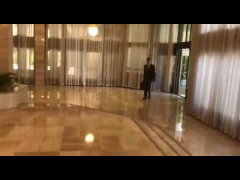 Damascus - 14.April.2018 | President Bashar Al-Assad at His Office - Defiant as Ever