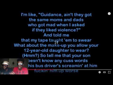 Eminem - Who Knew [HQ Lyrics] | REACTION
