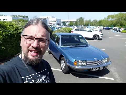 Real Road Test: NSU Ro80 - Radical Rotary Revolutionary!