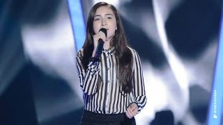 Adina Sings One Moment In Time | The Voice Kids Australia 2014