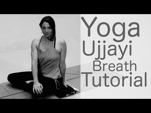 3 Minute Yoga Ujjayi Breath Tutorial With Fightmaster Yoga