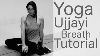 3 Minute Yoga Ujjayi Breath Tutorial | Fightmaster Yoga Videos