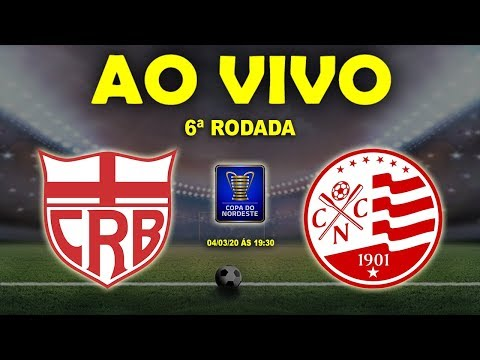 CRB 2 x 3 Náutico | Copa do Nordeste 2020 | 6ª Rodada