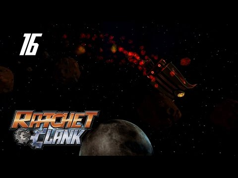 Ratchet and Clank Lets Play Part 16/ Quark Down