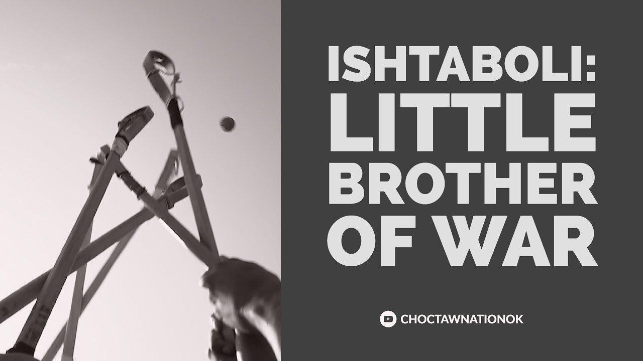 Ishtaboli: Little Brother of War #1