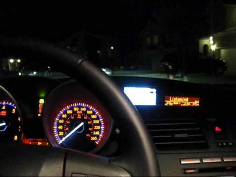 Mazda 3 GT 2011   2010 Review   YouTube
