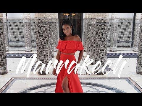 MARRAKECH BDAY BAECATION 😍 // TRAVEL VLOG#2