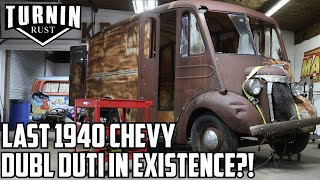 1940 Chevy Dubl Duti, Will It Run After 80 Years? | Turnin Rust