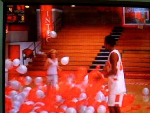High School Musical end scene