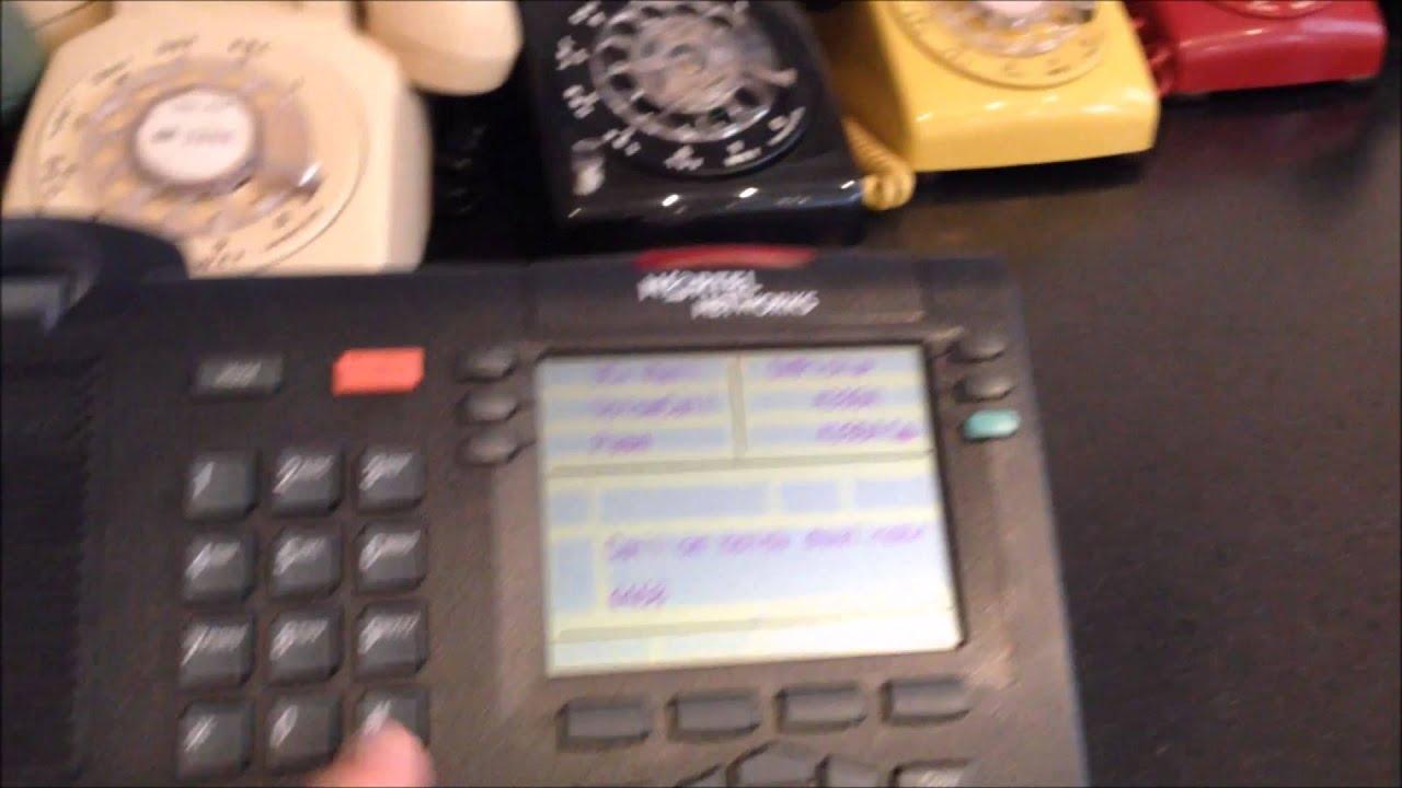 Nortel M3904 Digital Telephone