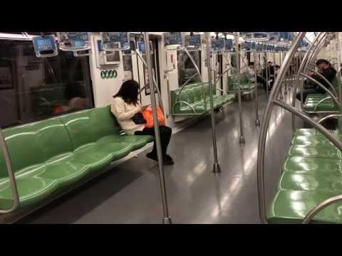 上海生活 part5】上海地下鉄一号...