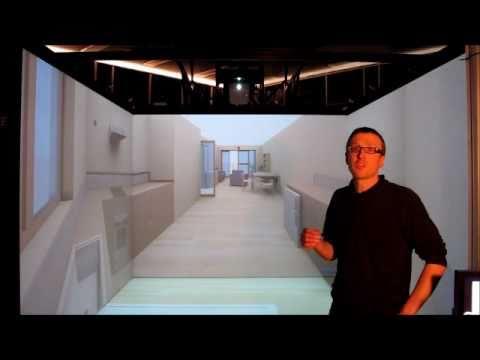 3D CAVE: Sensor Data