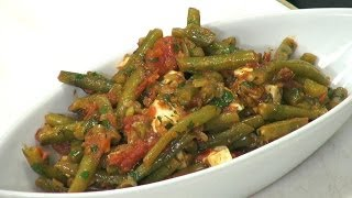 How To Cook Fresh Green Beans In Tomato Sauce