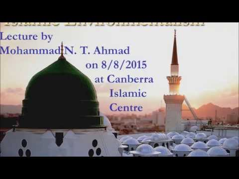 Islamic Environmentalism