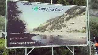 Camp Au Chur Switzerland