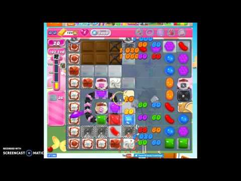 Candy Crush Level 2469 help w/audio tips, hints, tricks