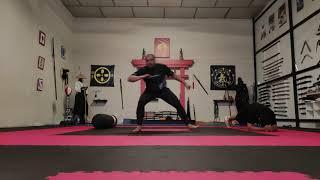 Potencia de piernas TABATA (4 minutos)