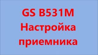 видео GS B531M