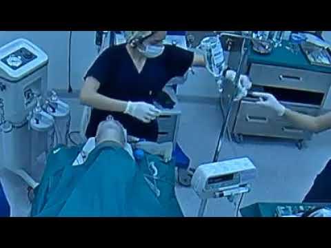 Genel Anestezi Uygulaması(Uyandırma)/Okan Üniversitesi SHMYO Anestezi Bölümü Simülasyon Uygulamaları