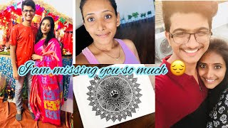 My waxing routine and hair pack / I miss him so much 😓/ Telugu vlogs in Canada / poojitha reddy