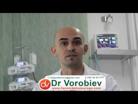 Rapid opiate detox procedure
