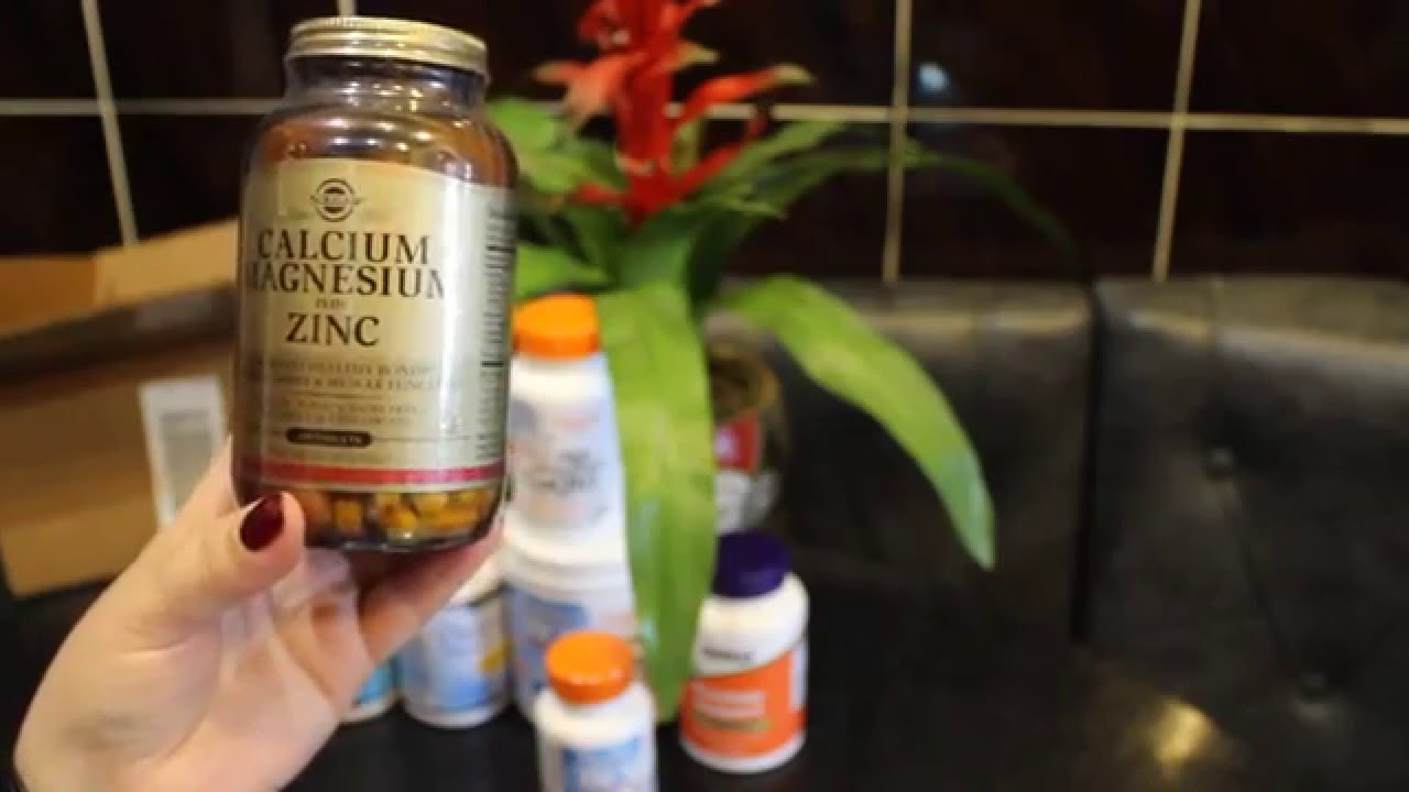 солгар витамины кожа волосы ногти отзывы