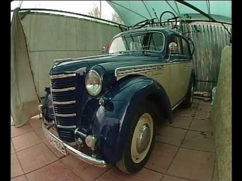 Автотюнинг a/м москвич-401 автомобилей тюнинг газ