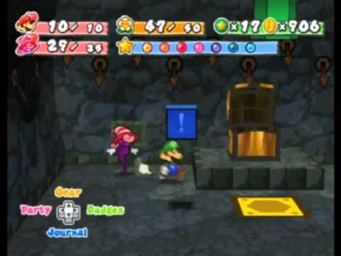 Paper Mario The Thousand-Year Door ~ #48 Something Borrowed