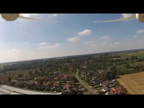 Nice day for flying Quadcopters 1080p HD