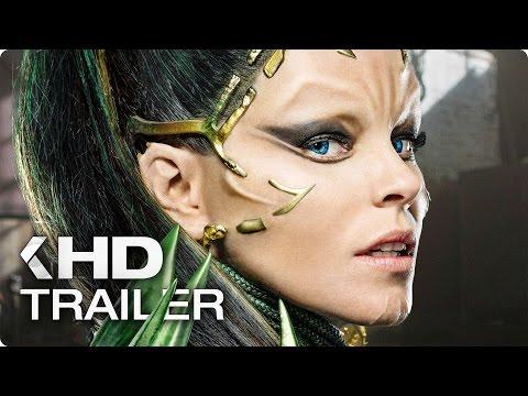 POWER RANGERS International Trailer (2017)
