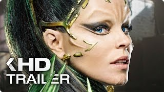 POWER RANGERS International Trailer (2017)