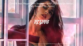 Cardi B feat  Megan Thee Stallion - WAP  Rapidsongs Remix  Bass Boosted   TikTok Resimi