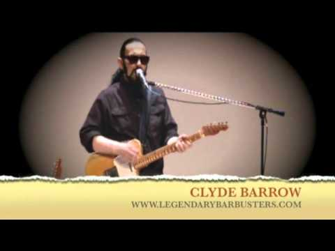 Clyde Barrow (solo) - Burlington County Library Theater