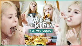 [Mukbang] Sisters from Argenti…
