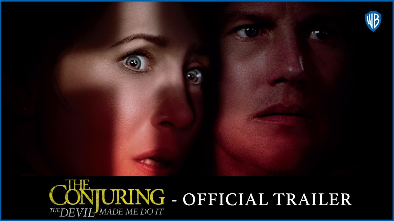 Download THE CONJURING: THE DEVIL MADE ME DO IT – Official Trailer