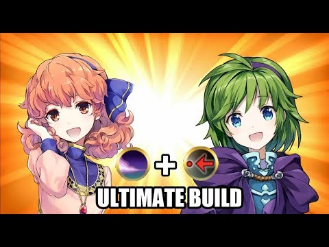 Nino Build Fire Emblem Heroes