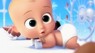 見た目はキュートな赤ちゃんながら中身はおっさん!映画『ボス・ベイビー』冒頭映像
