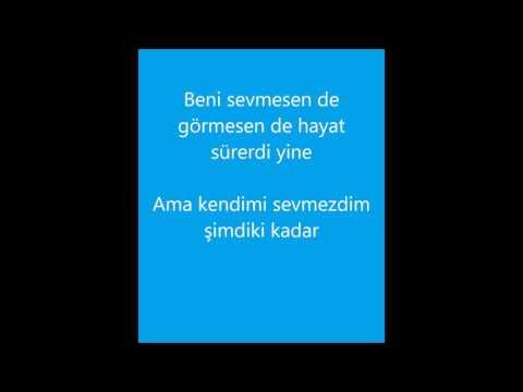 Tuna Kiremitçi & Sena Şener - Birden Geldin Aklıma Sözleri