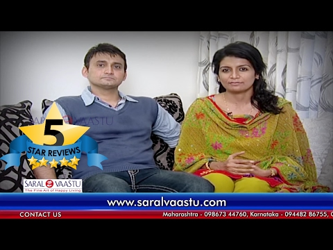 Saral Vaastu Review on Vastu for House | Saral Vaastu Testimonial | Call +91 9321333022