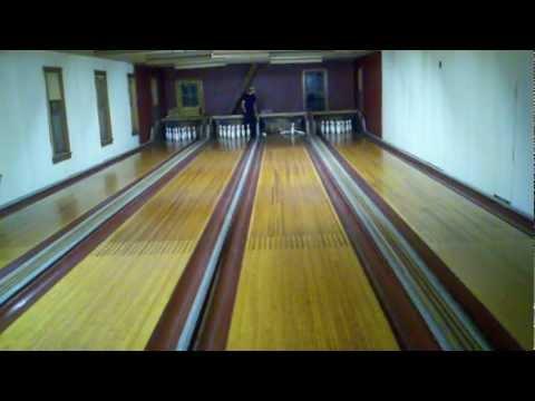 Bowling at Rohman's Inn, Shohola, PA - Best Dive Bars