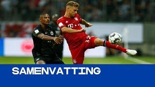 HIGHLIGHTS   Eintracht Frankfurt - Bayern München
